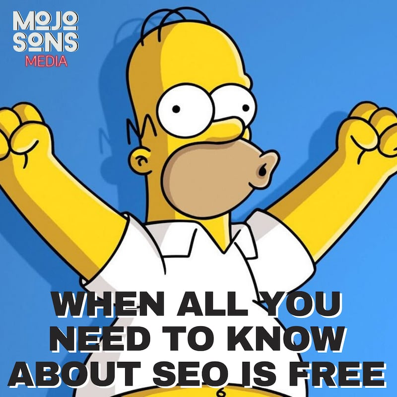msm meme when all you need to know about seo is free
