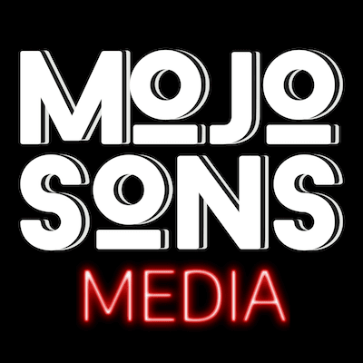 mojosons media logo white no monkeys
